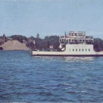 Colour Photograph of the James W. Curran Ferry