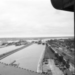 Photograph of the Locks from 1959