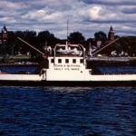 Colour Photograph of the John A. McPhail Ferry